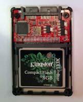 DIY CF SSD