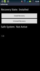 Safe Strap Install