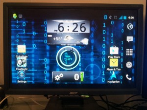 Android HDMI Desktop