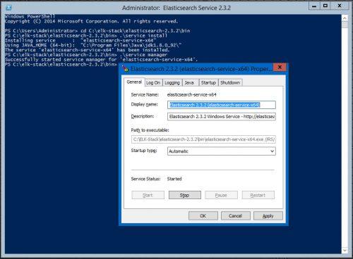 Elasticsearch Install