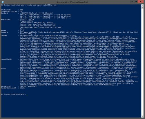 powershell-request-allowed