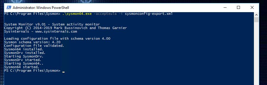 Download And Install Exe With Powershell