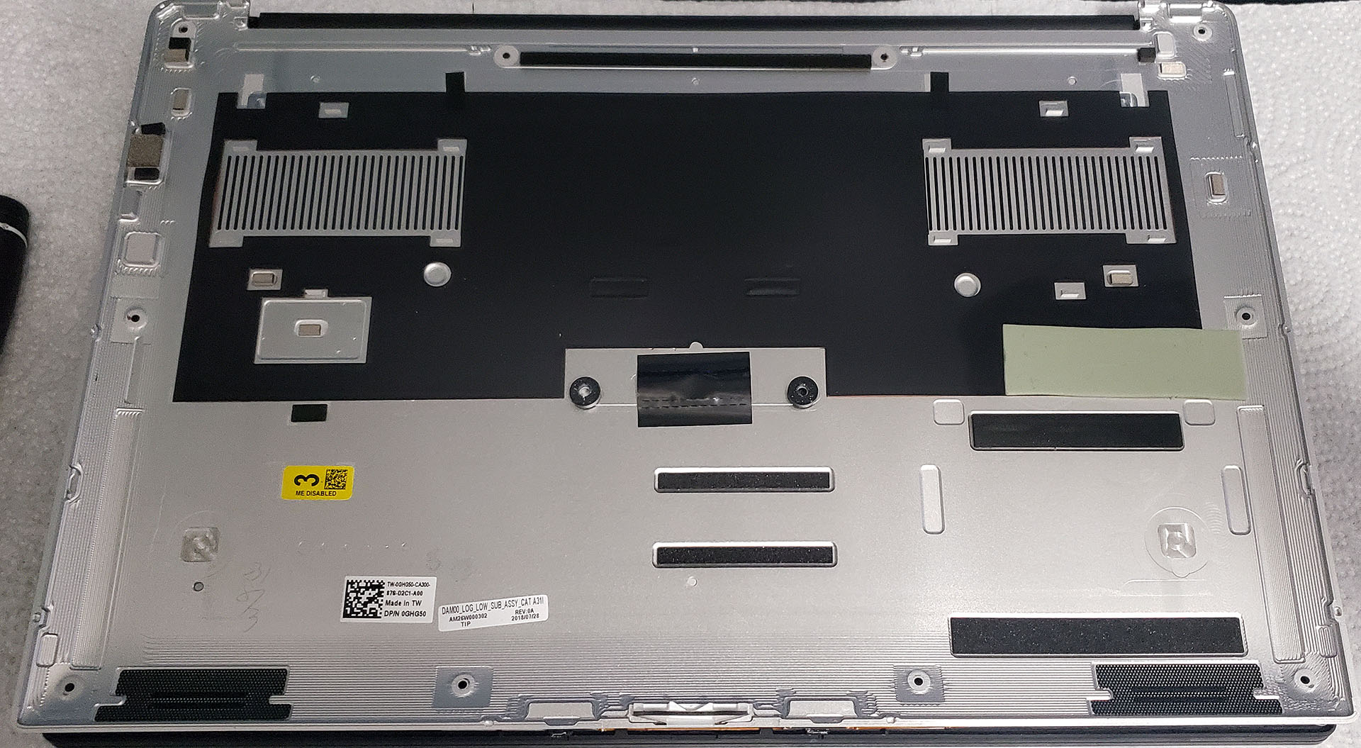 Dell Xps 15 9570 Thermal Mods Robwillis Info